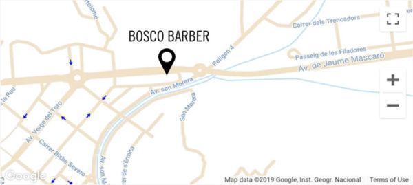 Muebles Bosco Barber Mapa